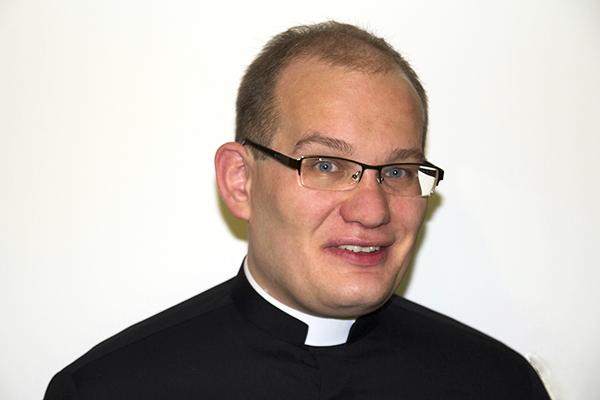 Ks. Piotr Śliżewski